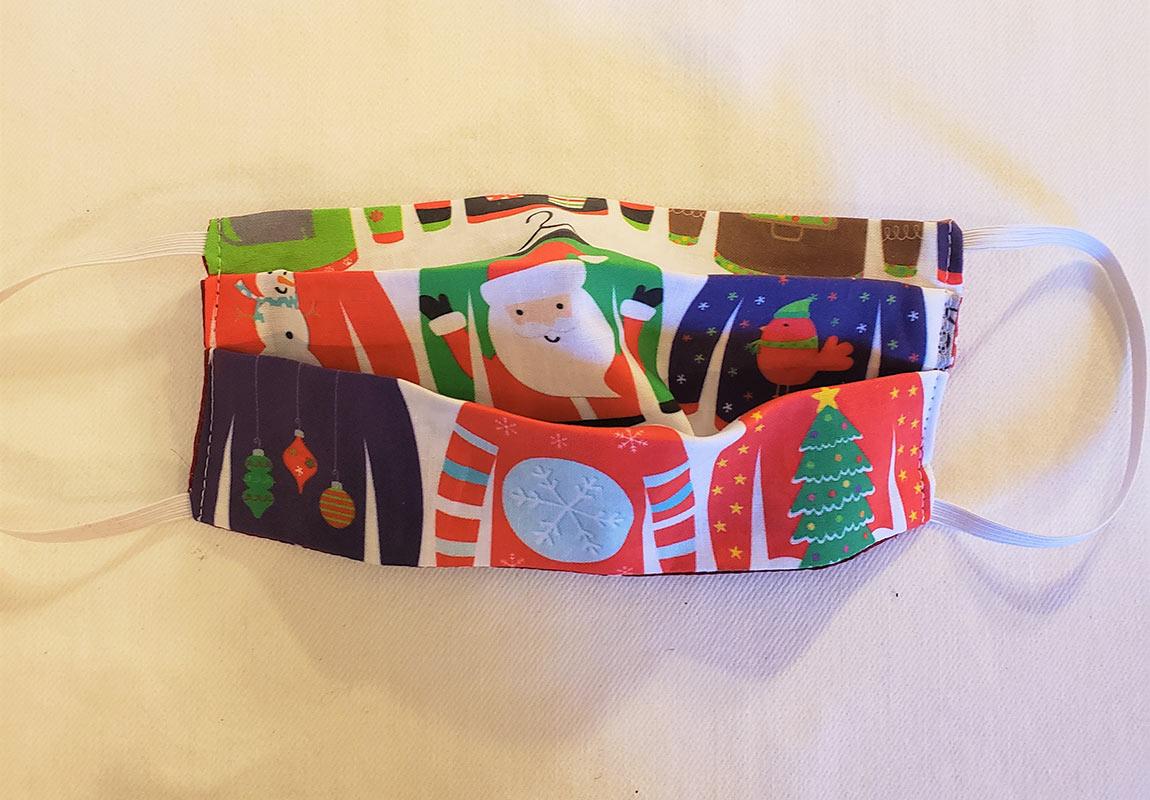 nancy-sinoway-holiday-masks